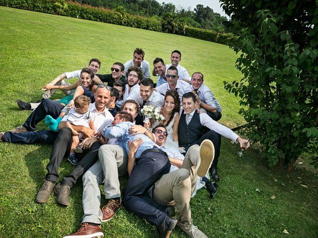 Il matrimonio di Fabrizio e Jasmin a Lecco, Lecco 27