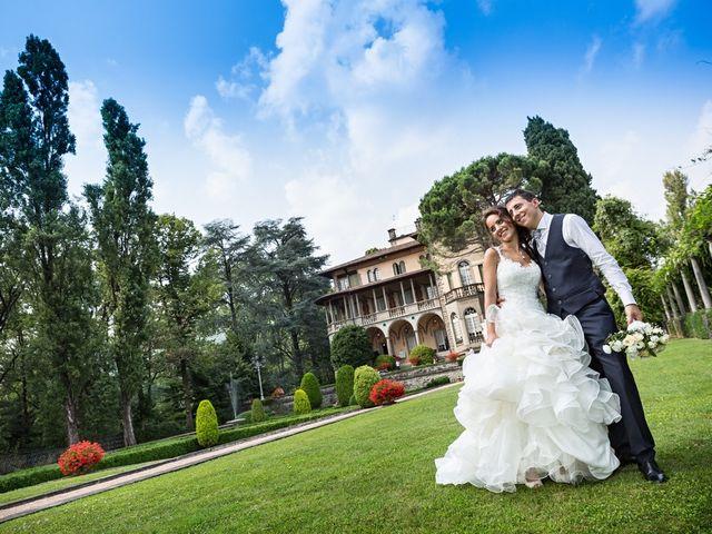 Il matrimonio di Fabrizio e Jasmin a Lecco, Lecco 29