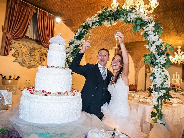 Il matrimonio di Fabrizio e Jasmin a Lecco, Lecco 33