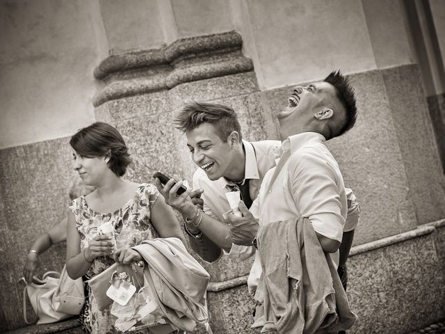 Il matrimonio di Fabrizio e Jasmin a Lecco, Lecco 34
