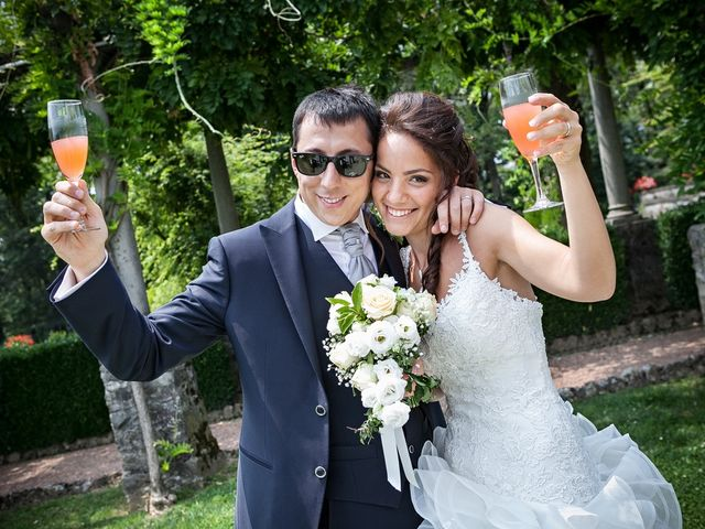 Il matrimonio di Fabrizio e Jasmin a Lecco, Lecco 35