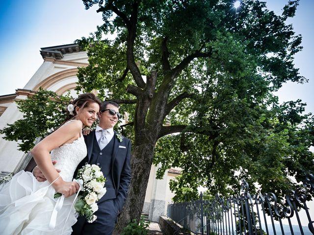 Il matrimonio di Fabrizio e Jasmin a Lecco, Lecco 38