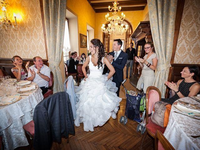 Il matrimonio di Fabrizio e Jasmin a Lecco, Lecco 40