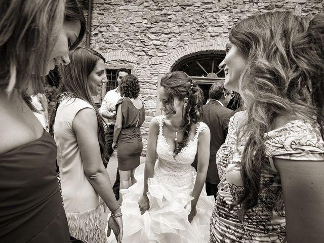 Il matrimonio di Fabrizio e Jasmin a Lecco, Lecco 46