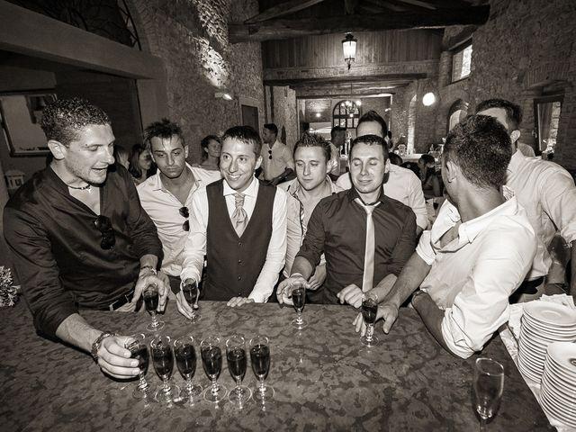 Il matrimonio di Fabrizio e Jasmin a Lecco, Lecco 50