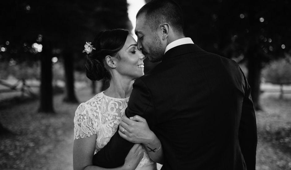 Il matrimonio di martina e Andrea a Ispra, Varese