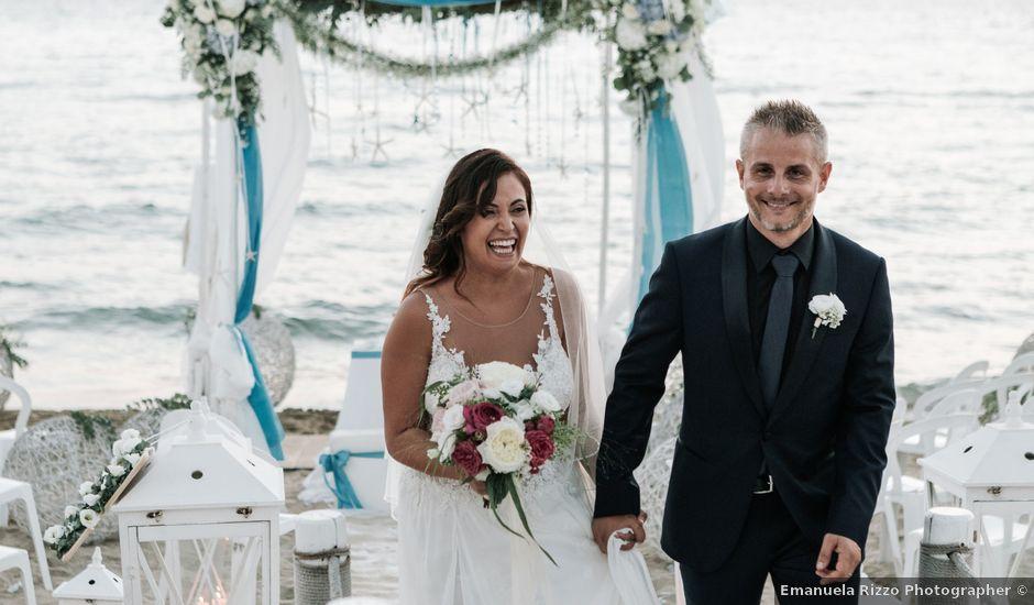 Il matrimonio di Dario e Elisabetta a Gallipoli, Lecce