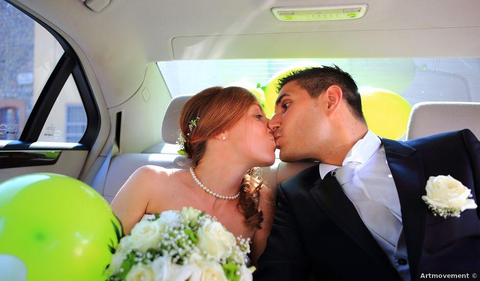 Il matrimonio di Marco e Sonia a Bellusco, Monza e Brianza