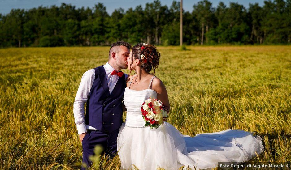 Il matrimonio di Michael e Jessica a Vigevano, Pavia