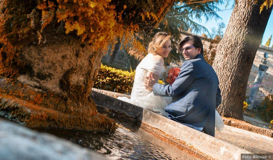 Il matrimonio di Michele e Cristina a Veroli, Frosinone