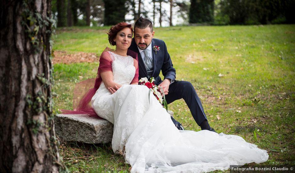 Il matrimonio di Massimiliano e Sara a Carnago, Varese