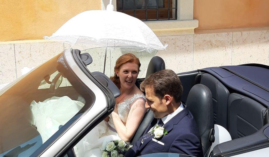 Il matrimonio di Andrea e Michela a Bussolengo, Verona