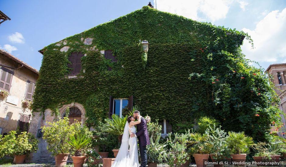 Il matrimonio di Fabio e Raffaella a Roma, Roma