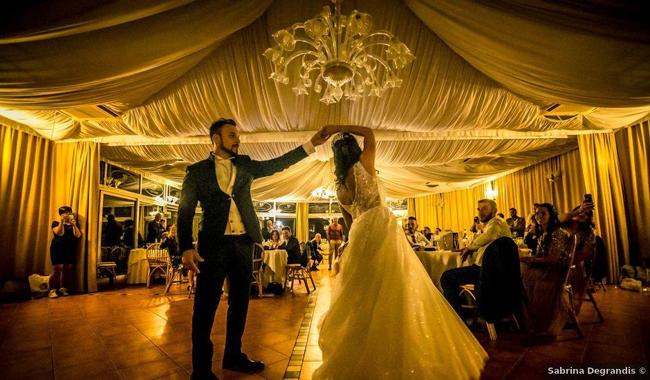 Il matrimonio di Luca e Elena a Cavarzere, Venezia