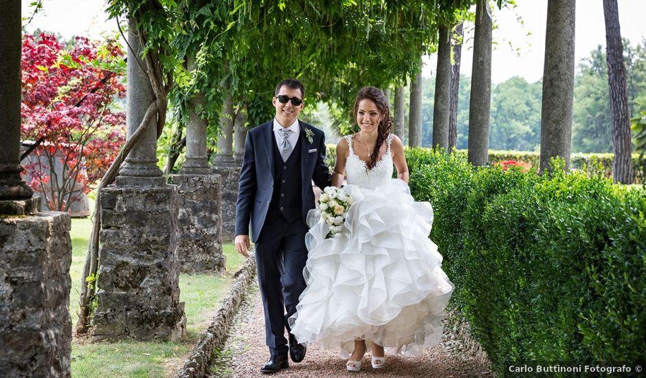 Il matrimonio di Fabrizio e Jasmin a Lecco, Lecco
