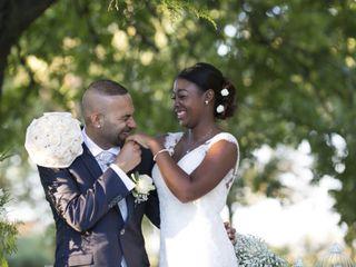 Le nozze di Jenny e Rod