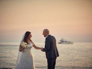 Le nozze di Antonella e Davide