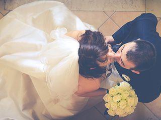 le nozze di Chiara e Moreno 1