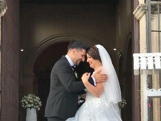 Le nozze di Dalila  e Stefano 1