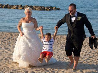 Le nozze di Vanessa e Fabio