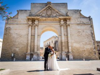 Le nozze di Stefano e Marialuisa