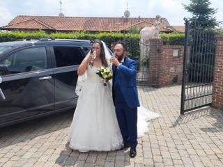 Le nozze di Chiara e Giampiero