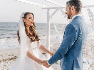 Le nozze di Julietta e Alessandro