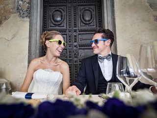 Le nozze di Elisa e Giorgio 1
