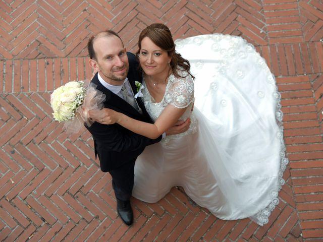 Le nozze di Michela e Cristiano