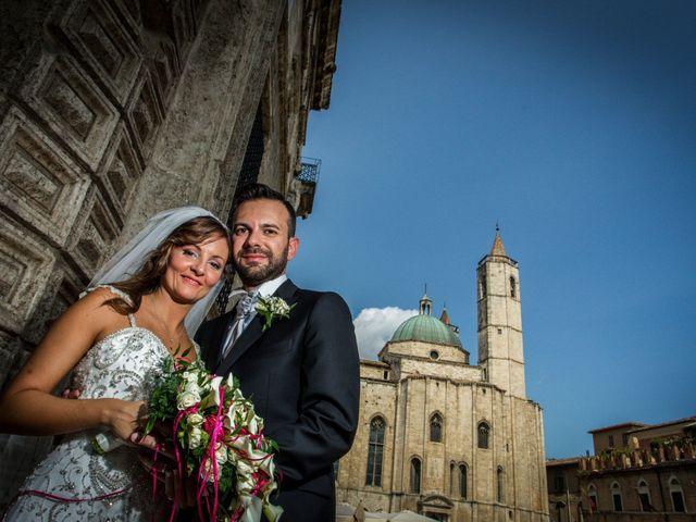 le nozze di Miriam e Patrizio