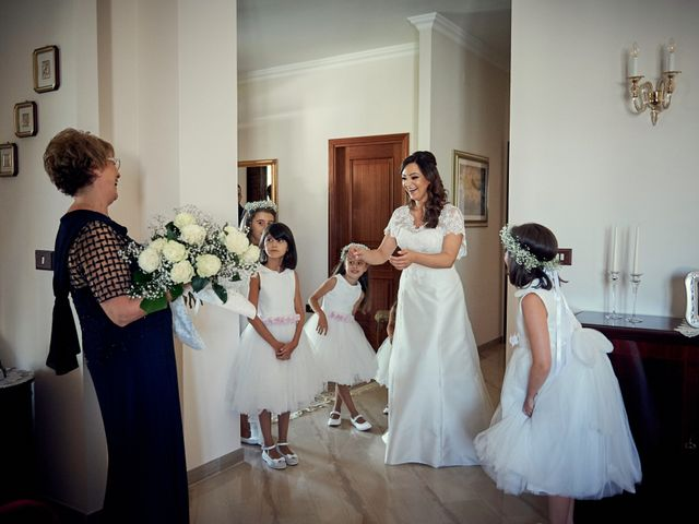 Il matrimonio di Davide e Antonella a Brindisi, Brindisi 15