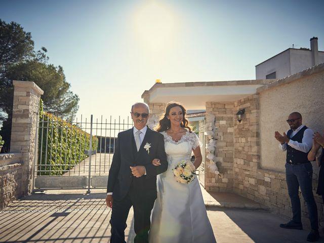 Il matrimonio di Davide e Antonella a Brindisi, Brindisi 18