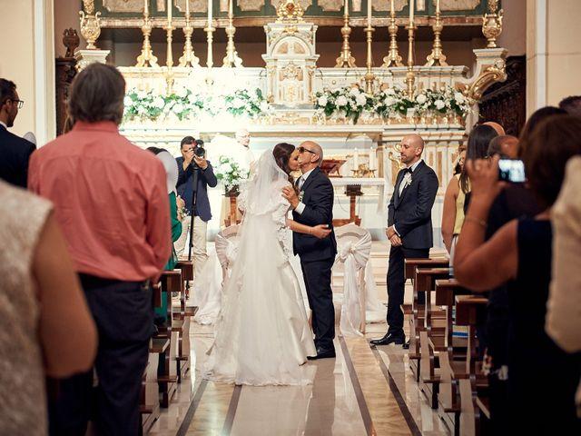 Il matrimonio di Davide e Antonella a Brindisi, Brindisi 20