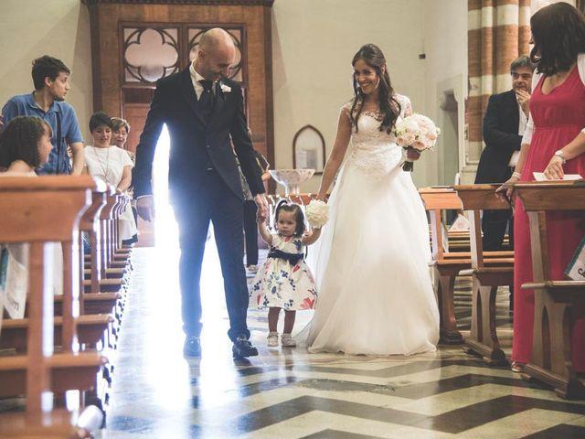 Il matrimonio di Stefano e Marika a Jesi, Ancona 31