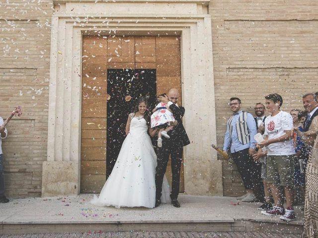 Il matrimonio di Stefano e Marika a Jesi, Ancona 40