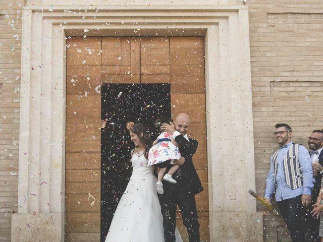Il matrimonio di Stefano e Marika a Jesi, Ancona 41