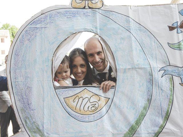 Il matrimonio di Stefano e Marika a Jesi, Ancona 42