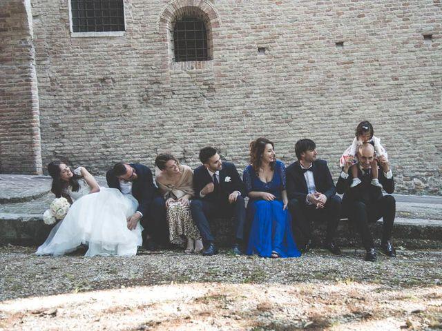Il matrimonio di Stefano e Marika a Jesi, Ancona 46