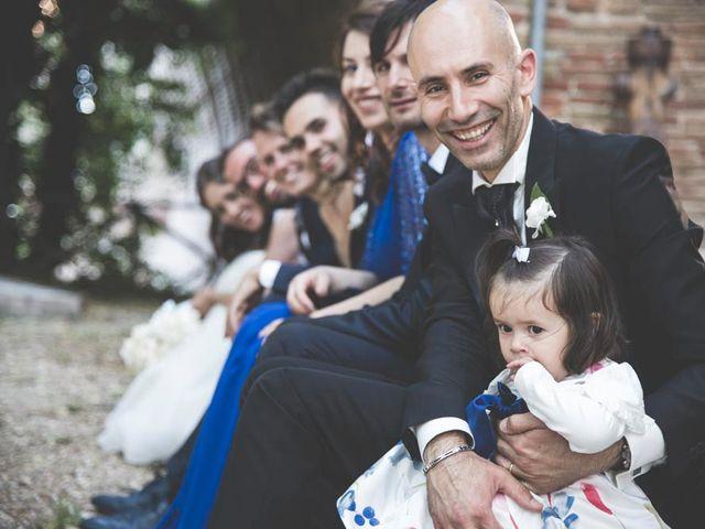 Il matrimonio di Stefano e Marika a Jesi, Ancona 47