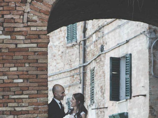Il matrimonio di Stefano e Marika a Jesi, Ancona 48