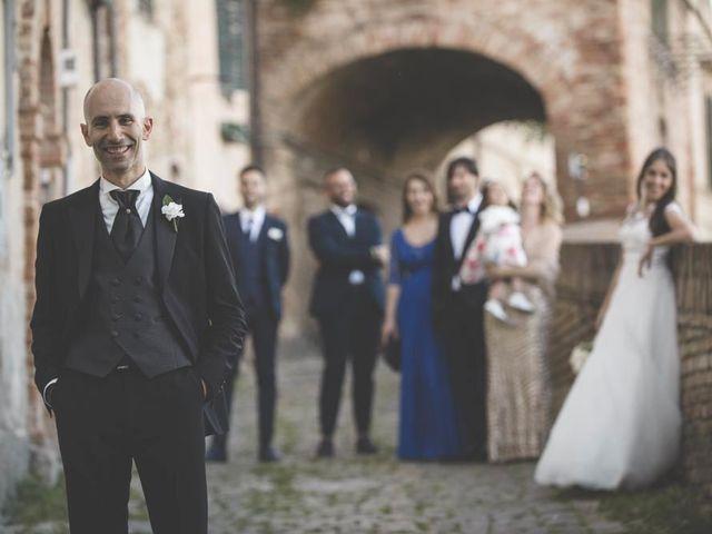Il matrimonio di Stefano e Marika a Jesi, Ancona 56