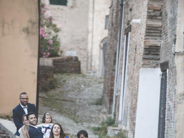 Il matrimonio di Stefano e Marika a Jesi, Ancona 57