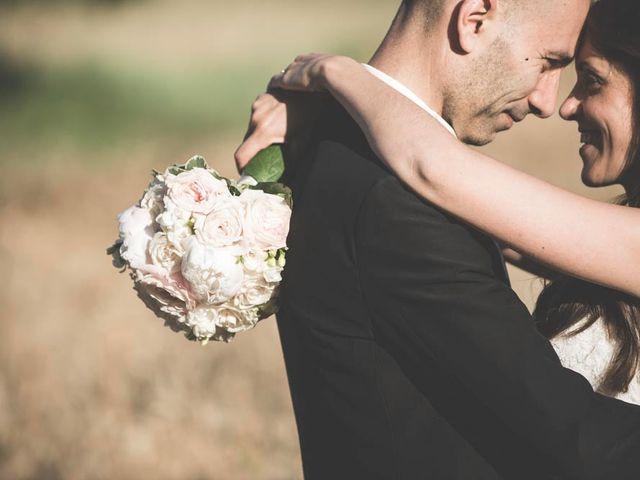 Le nozze di Marika e Stefano