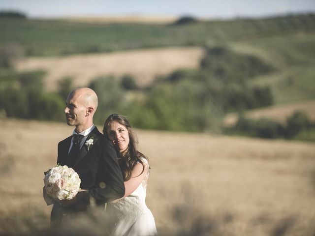 Il matrimonio di Stefano e Marika a Jesi, Ancona 1