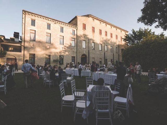 Il matrimonio di Stefano e Marika a Jesi, Ancona 83