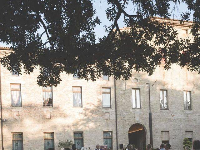 Il matrimonio di Stefano e Marika a Jesi, Ancona 84
