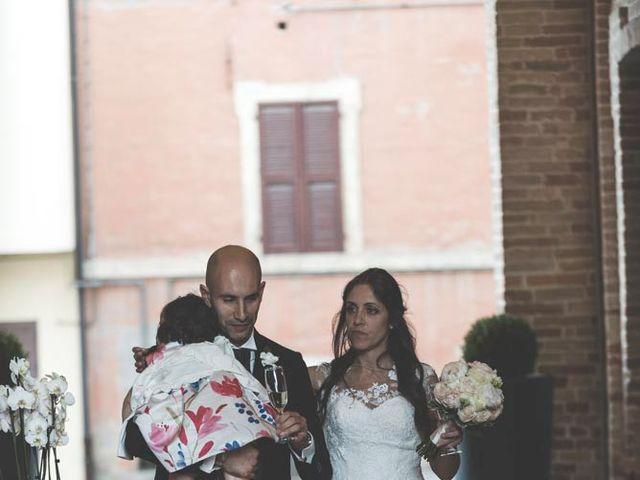 Il matrimonio di Stefano e Marika a Jesi, Ancona 85