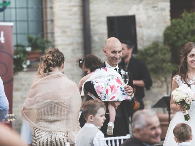 Il matrimonio di Stefano e Marika a Jesi, Ancona 87