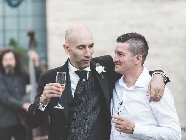 Il matrimonio di Stefano e Marika a Jesi, Ancona 88