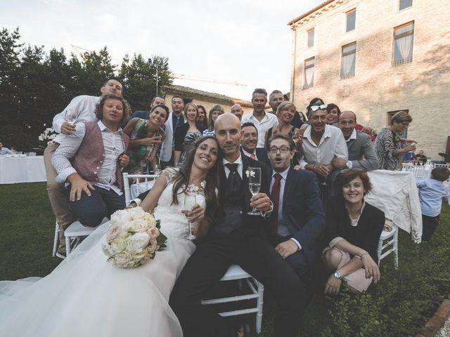 Il matrimonio di Stefano e Marika a Jesi, Ancona 89